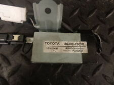 2012 LEXUS CT200H 1.8 ibrida ANTENNA AMPLIFICATORE Modulo 86300-76010