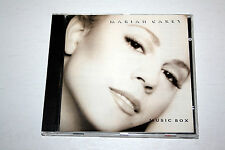 Mariah Carey Music Box cd 1993
