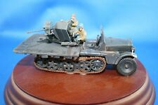 Peddinghaus 1/48 Sd.Kfz.10/4 Demag Typ D7 Conversion for FlaK (Blue Cat) NW005
