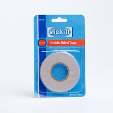 Stick It! 6mm x 18metres Double Sided Tape. Card Making. Scrapbooking