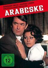 Arabeske - Gregory Peck - Sophia Loren - DVD - OVP NEU