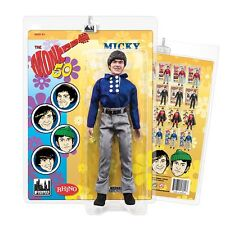 The Monkees 12 Inch Mego Style Action Figures: Blue Band Outfit: Micky Dolenz