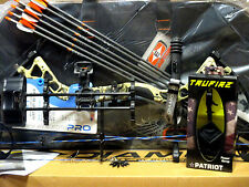 NEW  Diamond Bowtech Infinite Edge Pro LH CAMO Bow UPGRADED Package Left Handed