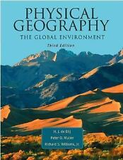 Physical Geography: The Global Environment Text Book & Study Guide, Williams, Ri