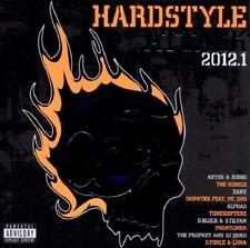 HARDSTYLE ATTACK 2012.1 = Showtek/Zany/Prophet/Alpha2/Abyss..=2CD= PHATTE TRAXX!