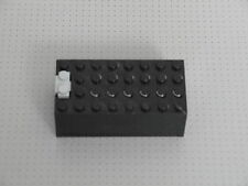 Lego Electric - Black 9v Battery Box (4760c01)