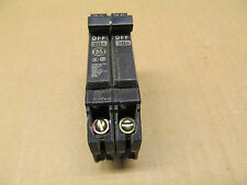 1 GE THQP THQP230 30 AMP 2 POLE 120/240 VAC CIRCUIT BREAKER THIN CURRENT STYLE