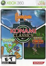 Konami Classics Volume 1 - Xbox 360 video game DISC ONLY