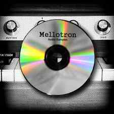 Mellotron Keyboard Sample / Samples CD ROM Retro Vintage WAV Files