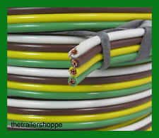 Trailer Light Cable Wiring Harness 16-4 16 Gauge 4 Wire Bonded Parallel