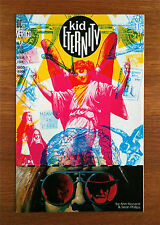 KID ETERNITY #2 STIR IT UP FIRST PRINT JUNE 1993 DC VERTIGO SEAN PHILLIPS