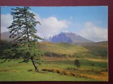 POSTCARD INVERNESS-SHIRE BEN NEVIS THE NORTH EAST FACE FORT WILLIAM
