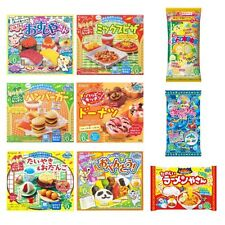 NEW Kracie DIY Gummy Candy Making Kit 9 pcs Set sushi, donut, ramen,and More f/s