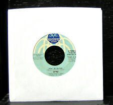 "Omni - Don't Be Selfish / Keys To The City VG+ 7"" Soul 1980 Fountain FR 80-100"