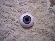 AcRyLiC EyEs 22MM BLuE GrAy ~ REBORN DOLL SUPPLIES