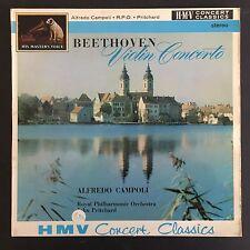 Beethoven - Violin Concerto - Campoli - Pritchard - RPO - SXLP.20043 - Vinyl LP