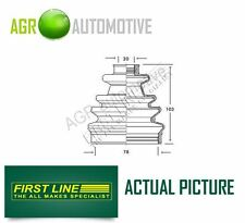 FIRST LINE WHEEL SIDE DRIVESHAFT CV JOINT BOOT KIT OE QUALITY REPLACE FCB2041