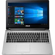 "Asus 2-in-1 Flip 15.6"" Touchscreen Laptop/Tablet i7-5500U 8GB 1TB DVD±RW Win10"