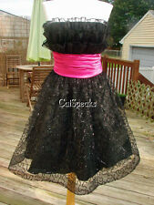 NWT SOLD OUT EVENING COTILLION COCKTAIL DRESS~SIZE 8