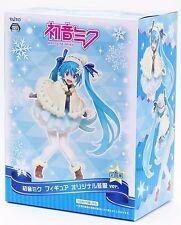 Miku Hatsune Original Winter Costume version Figure Taito Prize Vocaloid