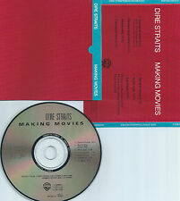 DIRE STRAITS-MAKING MOVIES-1980-JAPAN-BY SANYO/WARNER/PHONOGRAM 3480-2-CD-MINT