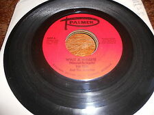 Tim Tam DETROIT POP ROCK GARAGE 45 Wait a Minute / Opelia