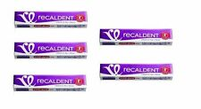 Recaldent Blooming Grape Mint Chewing Gum by Kraft Foods 14 pcs x 5 packs Japan
