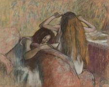 Mujer Estilo Edgar Degas 24' Lienzo