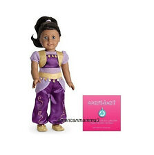 American Girl MY AG GENIE COSTUME for Doll + Charm Sultan Princess NEW