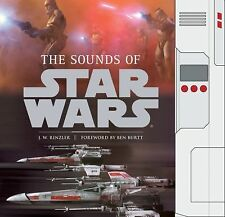 The Sounds of Star Wars, Rinzler, J. W., Acceptable Book