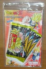 Dragon Ball Z Lamincards X-Metal - 3 Bustine Edibas