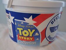 Disney Pixar Toy Story BUCKET OF SOLDIERS army men 1995 Think Way Action Figures