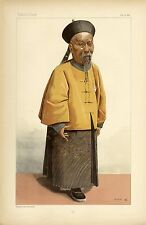 CHINESE DIPLOMAT LI HUNG CHANG THE VICEROY OF CHINA FOUNDED CHINESE NAVY SAILOR