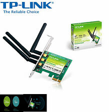 TP-Link 900Mbps Wi-Fi N Dual Band PCI Express Adapter with Low Profile Bracket