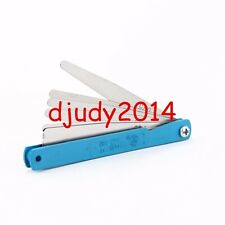 Performance Tool 17 Blade Feeler Gauge Motorcycle Scooter Thickness SAE Metric