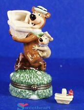 Yogi Bear With Boo Boo PHB Hinged Box