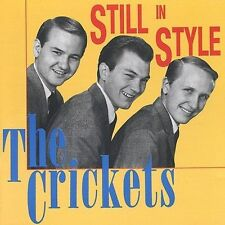 THE CRICKETS - Still in Style (CD, 1992, Bear Family Records)