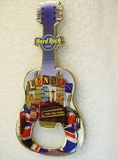 Hard Rock Cafe,LONDON,MAGNET BOTTLE OPENER