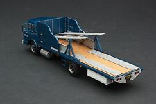 Exoto 1965 Shelby Cobra Race Car Transporter / Scale 1:43 / #EXO00065