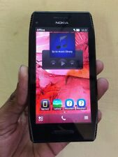 Nokia X7-00 3G AMOLED Belly Os 8mp camera new condishion