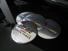 HONDA MUGEN WHEEL RIMS CENTRE CAP COVER STICKER INTEGRA JAZZ LEGEND ACCORD FIT