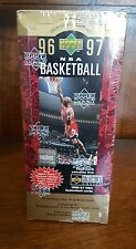 Box/96 Packs 96/97 Upper Deck Collectors Choice Series One NBA Basketball Cards