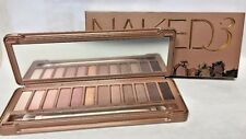 Urban Decay NAKED 3 Eyeshadow Palette Authentic