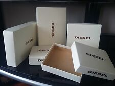 ORIGINAL DIESEL EMPTY GIFT BOX  8.5 by 5.5  by 1.5 INCHES
