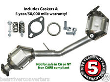 EASTERN Direct Fit NON CARB Catalytic Converter Assembly Front & Rear - 40237