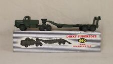 "Dinky 660 ""Mighty Antar"" Tank Transporter"