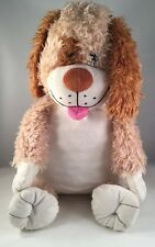 Happy Nappers Plush Play Pillow Puppy Dog House Doorbell Stuffed Animal