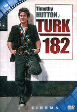 Turk 182! NEW PAL Cult DVD Bob Clark Timothy Hutton Robert Urich Kim Cattrall