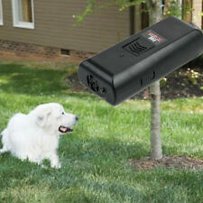 Ultrasonic Anti Bark Stop Barking Dog Training Repeller Control Trainer device