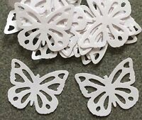GARDEN Butterfly Punches 80gsm Premium White Paper *SECONDS* 100 Pieces!